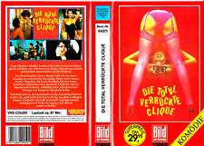 "VHS ""The Totally Crazy Clique (perfect timing)"" (1986) - Stephen Markle"