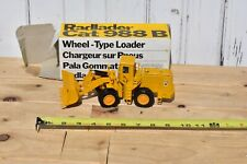 CATERPILLER CAT RADLANDER 988 B WHEEL TYPE BUCKET LOADER PAYLOADER 1:50 BOX