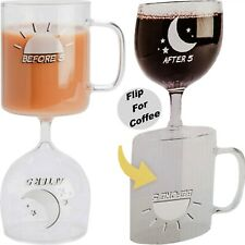 Novelty Wine Glass Glasses Drinking Coffee Mug Birthday Party For Her Gift New