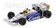 Minichamps F1 Toleman Hart TG184 Ayrton Senna 1/18 Monaco GP 1984