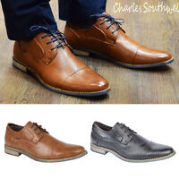 MENS FORMAL SHOES ITALIAN SMART FORMAL WEDDING OFFICE SHOES SIZE 7 8 9 10 11 12