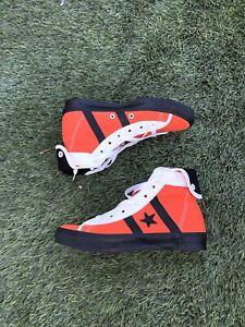 Converse Street Hockey Reissue Kicks Shoes 1U238 Men's 10.5 Women's 12