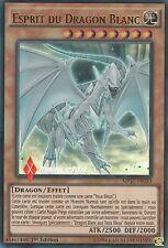 ♦Yu-Gi-Oh!♦ Esprit du Dragon Blanc (aux Yeux Bleus) : MP17-FR010 -VF/Ultra Rare-