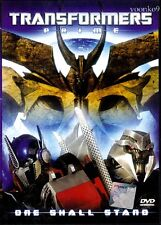 DVD Anime Transformers Prime ~ One Shall Stand ~ English Version Complete Set R0