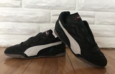 Vintage Puma Mens Torceira ? Indoor Soccer Shoes Black Size 11.5 New Deadstock