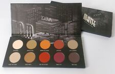 New Zoeva Matte Eyeshadow Pallete 10 Shades 1.5g each. Paraben-Free 100% Genuine