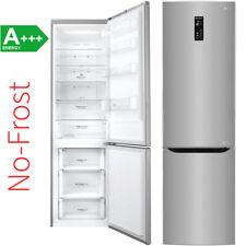 LG GBB60PZMFS A+++ No-Frost Stand Kühl-Gefrierkombination Edelstahl Kühlschrank