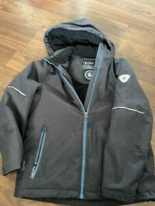 Killtec Boys Winter Jacket Palaemo Jr SIZE 10 (used) Waterproof, Windproof