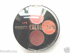 BOURJOIS Lèvres Palette Colorissimo (04) nus Dandy rouge à lèvres couleur lèvre