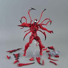 AMAZING Spider-Man Movable Action Figure Toy 16cm Red Venom Yamaguchi Massacre