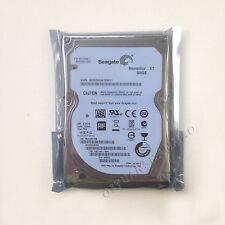 """Seagate 500 GB 7200 RPM 2.5"""" ST500LX003 8 GB SSD disco ibrido a stato solido"""