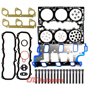 95-96 FORD EXPLORER 4.0L OHV HEAD GASKET SET W/ BOLTS