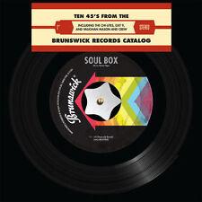 Disques vinyles 45 tours Various avec compilation