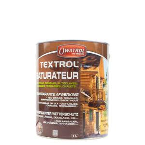 (20,83€/ L)Owatrol Textrol eiche hell 5L, transparenter Wetterschutz