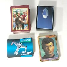 Star Trek Next Generation First Contact Lot of Cards 275+ Entire Collection EUC