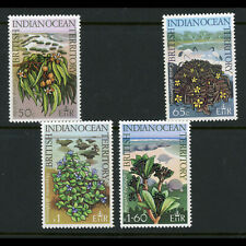 BRITISH INDIAN OCEAN TERRITORY 1975 Wildlife SG 77-80. Mint Never Hinged (WD774)