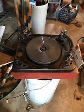 Vintage Garrard RC88 / 4 Stereo 4 Speed Turntable with Base