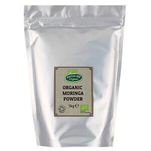 Organic Moringa Powder Certified Organic