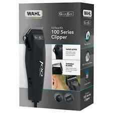 Wahl 100 series Complete Men's Hair Clippers Trimmer 10 Piece Gift Set