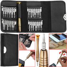 Mobile Phone Opening Tool Kit Screwdriver 29 in 1 set for Repair iPhone 7, 8, X