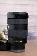Sony SEL2470GM 24-70 mm F/2.8 Standard Zoom Lens ***READ***