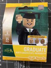 Oyo Sports Minifigure North Dakota State University Graduate Alumni Lego Male ND