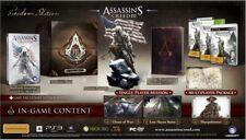 Playstation 3: Assassin's Creed III Freedom Edition