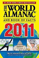 The World Almanac and Book of Facts 2011 Paperback Sarah Janssen