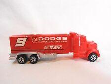 PEZ Candy Dispenser NASCAR Semi Truck KASEY KAHNE 9 Dodge Red Base 2004