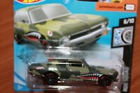 CHEVY - NOVA - 1968 - HOT WHEELS - SCALA 1/64