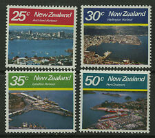 New Zealand   1980   Scott # 711-714   Mint Never Hinged Set