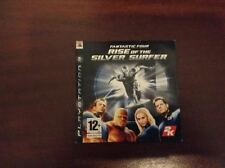 Fantastic Four Rise of The Silver Surfer PROMO Version PS3 RARE Official Item