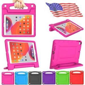 "Safe Kids Foam EVA Handle Case Cover For iPad Air 1 2 Pro 9.7"" 5th 6th Gen 2018"