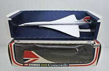 CORGI 650 DIECAST BRITISH AIRWAYS CONCORDE