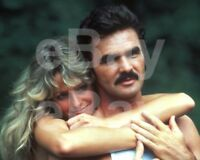 The Cannonball Run (1981) Farrah Fawcett, Burt Reynolds 10x8 Photo