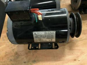 Emerson P63CZDDK-3152 2HP Electric Motor 1750RPM 3PH 208-230/460V