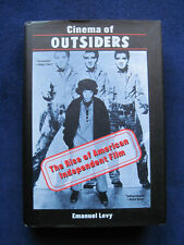 Cinema of Outsiders: The Rise of American Independent Film SIGNED by the Author
