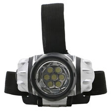 7 LED Headlamp Headlight Flashlight Head Light Lamp Torch Waterproof 2 Modes