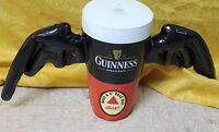 """NOS FOSTERS Guinness- inflatable """"draught"""" bat cup MAN CAVE"""