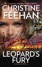 A Leopard Novel: Leopard's Fury 9 by Christine Feehan (2016, Paperback)