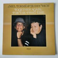 Mel Torme & Buddy Rich(Vinyl LP Gatefold)Together Again-RCA-PL 25178-UK-VG+/Ex