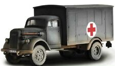 FORCES OF VALOR 1:32 GERMAN 4 X 4 AMBULANCE FRANCE 1940 DIE-CAST