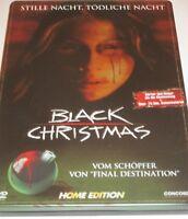 Black Christmas - DVD/Horror/Kate Cassidy/Steelbook/FSK 18