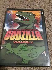 Godzilla: The Original Animated Series - Vol. 2 (Dvd, 2007)