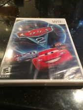Cars 2: The Video Game - Nintendo Wii Brand New Factory Sealed