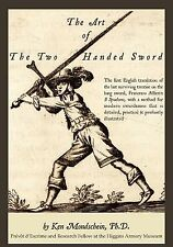 The Art of the Two-Handed Sword by Mondschein Ph. D., Ken -Paperback