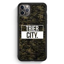Trier City Camouflage iPhone 11 Pro Max Silikon Hülle Motiv Design Deutschlan...