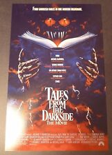 """RAE DAWN CHONG Hand-Signed """"TALES FROM THE DARKSIDE"""" 11x17 photo (EXACT PROOF)"""