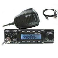 CB Radio ANYTONE AT-6666 28.000 - 29.699Mhz 40CH AT6666 AM/FM/SSB 10 Meter Radio