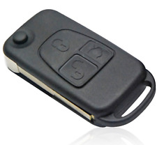 fits Mercedes Benz SLK E113 A C E S W202 W203 W168 3 button remote Key case